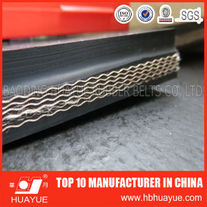 Top 10 Manufacturer Ep Polyester Rubber Conveyor Belt pictures & photos
