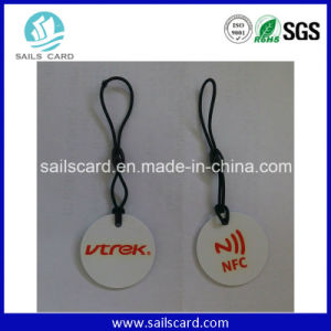 Customized Passive RFID Ntag203 Nfc Tag/RFID Sticker/Label pictures & photos