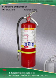 4.5kg/10lb ABC Dry Powder Fire Extinguisher (USA) pictures & photos