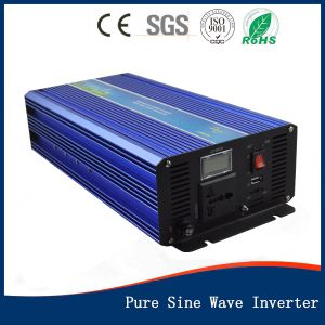 1000W Pure Sine Wave Inverter with LCD Display pictures & photos
