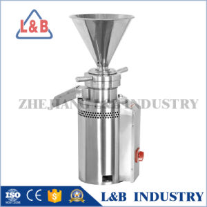 Hot Sale Stainless Steel Vertical Type Colloid Mill pictures & photos