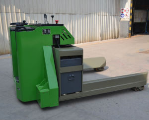 6t Pallet Pallet Truck Used in Cable Lines pictures & photos