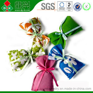 Customized Car Air Freshener Bamboo Charcoal Bag