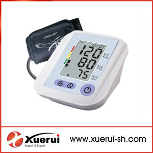 Digital Arm Style Sphygmomanometer with CE Approved pictures & photos