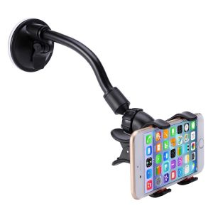 Long Arm Universal Car Mount Holder with 360 Degree Rotation pictures & photos