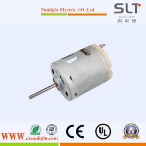 12V Driving Hub Electric Bruched DC Motor Apply for Car pictures & photos
