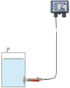 Capacitive Pressure Transmitter for Level Measurement