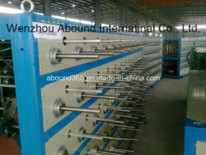 PP Fiber Stretching, Drawing, Winding Machine pictures & photos