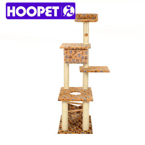 Multilayer Sisal Scratching Post Tree Furniture for Cat pictures & photos