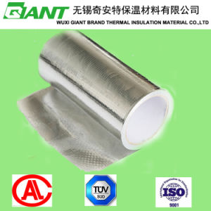 PE Woven with Double Side Alu Foil Coated as Radiant Barrier pictures & photos
