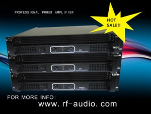 Professional Power Amplifier (FP SERIES)