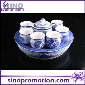 Chinese Style Porcelain Tea Set pictures & photos