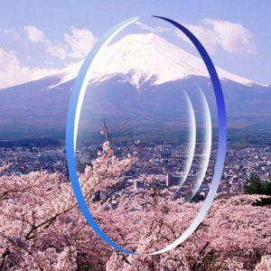 1.56 Super Hydrophobic Coating Blue Cut EMI Spherical Lens pictures & photos