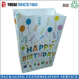 Newly Designed Food Paper Bag pictures & photos