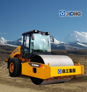 XCMG Brand Xs223j 22ton Single Drum Static Road Roller pictures & photos