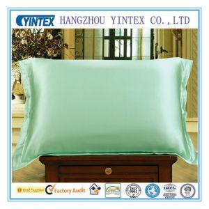 100% Plain Dyed Wholesale Envelope Type Silk Pillow Case for Home Satin Pillow Case, Silk Pillowcase pictures & photos
