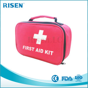 Custom Logo Travel Medical Bag First Aid Kit with Ce pictures & photos