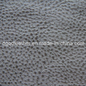 Good Aging Resistant Furniture Leather (QDL-50315) pictures & photos