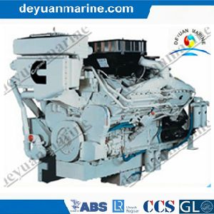 Kt38 Series Marine Cummins Engine for Ship pictures & photos