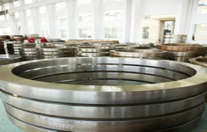 DIN Alloy Steel Forged Steel Ring for Heavy Duty Machinery pictures & photos