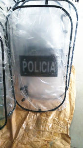 French Style Police/Military/Gendarmerie PC Shield pictures & photos