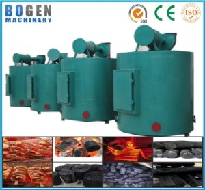 New Type Design Wood Log Charcoal Carbonization Furnace pictures & photos