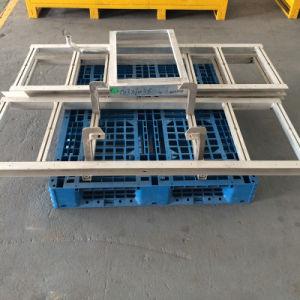 Alumium Material Frame CNC Laser Cutting Fabrication pictures & photos