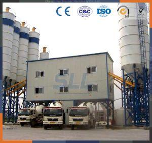 35m3/H Automatic Concrete Production Line with Electric Concrete Mixers pictures & photos