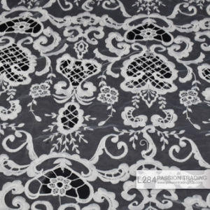 Lace, Garment Accessories Lace Crochet Woven Cotton Fabric Lace, L284