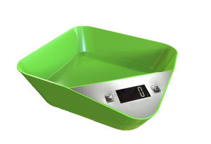 New Design Fashionable Digital Healthy Kitchen Scale pictures & photos