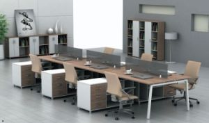 New Style Modern MDF Office Desk Office Table (CT-3854) pictures & photos