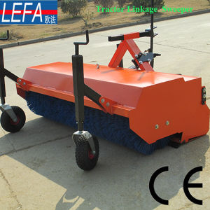 China Manufacture Supplier Tractor Road Sweepers pictures & photos