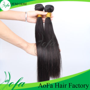 Wholesale Human Hair Weft Best Selling Straight Virgin Brazilian Hair pictures & photos