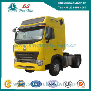 Sinotruk HOWO A7 290HP 4X2 Tractor Truck pictures & photos
