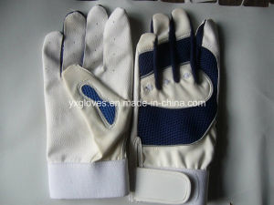 PU Glove-Safety Glove-Weight Lifting Glove-Protective Glove-Baseball Glove pictures & photos