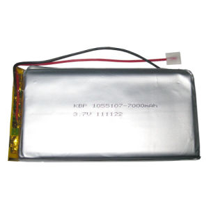 3.7V Lithium Polymer Rechargeable Battery (8000mAh) pictures & photos