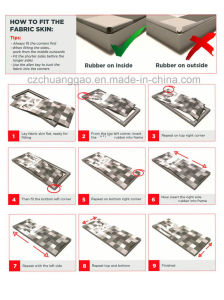 Tension Fabric LED Lighting Box pictures & photos
