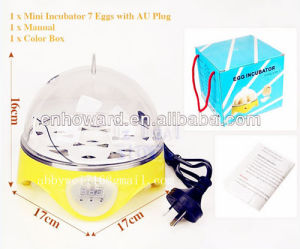 Hhd Automatic Chicken Egg Incubator for Sale Yz9-7 pictures & photos