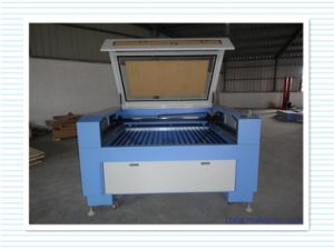 High Cost-Performance Laser Cutting Machine for Cloth/Carpet/Blanket pictures & photos