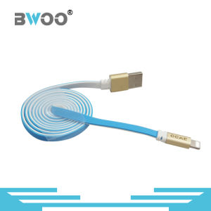 Hot Sale High Quality Lightning Micro USB Data Charging Cable pictures & photos