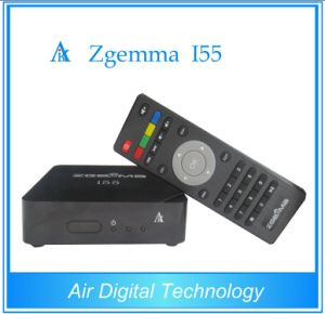 2016 New Best IPTV Streaming Box Zgemma I55 High CPU Dual Core HD 1080P USB WiFi Player pictures & photos