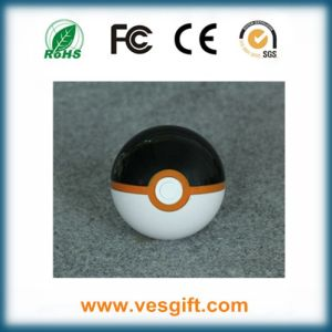 Pokemons Go Ball Portable Phone Charger Power Bank Battery 12000mAh pictures & photos