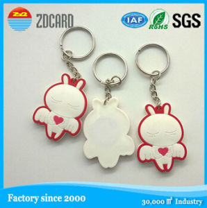 Customized Programmable Ntag213 RFID Key FOB pictures & photos