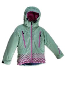 Selant Green Hooded Ran Jacket/Raincoat for Baby/Children pictures & photos