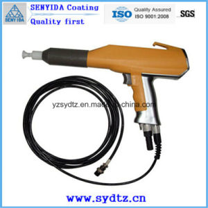 Electrostatic Spray Paint Powder Coating Spray Gun pictures & photos