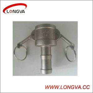 Wenzhou Stainless Steel Camlock Hose Coupling pictures & photos