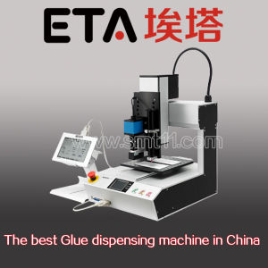 Economical Full Automatic Glue Dispensing Machine for SMT Production Line Vb-200 pictures & photos