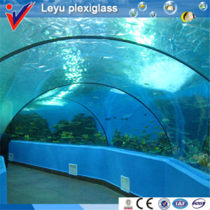 Marine Acrylic Cylinder Tank Aquarium pictures & photos