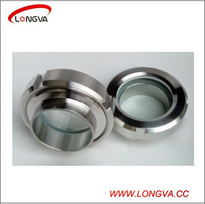Sanitary Stainless Steel Union Type Sight Glass pictures & photos