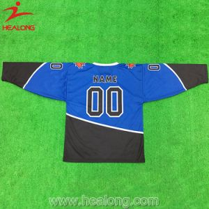 Design Your Own Teamwear Ice Hockey Jersey Uniforms pictures & photos
